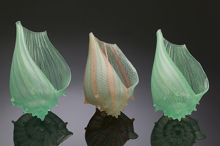 Friday faves in 3 d artsy forager Silkwood glass