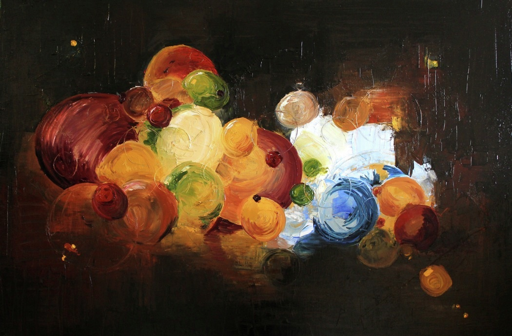 Still Life 2 by Claudia Smalley