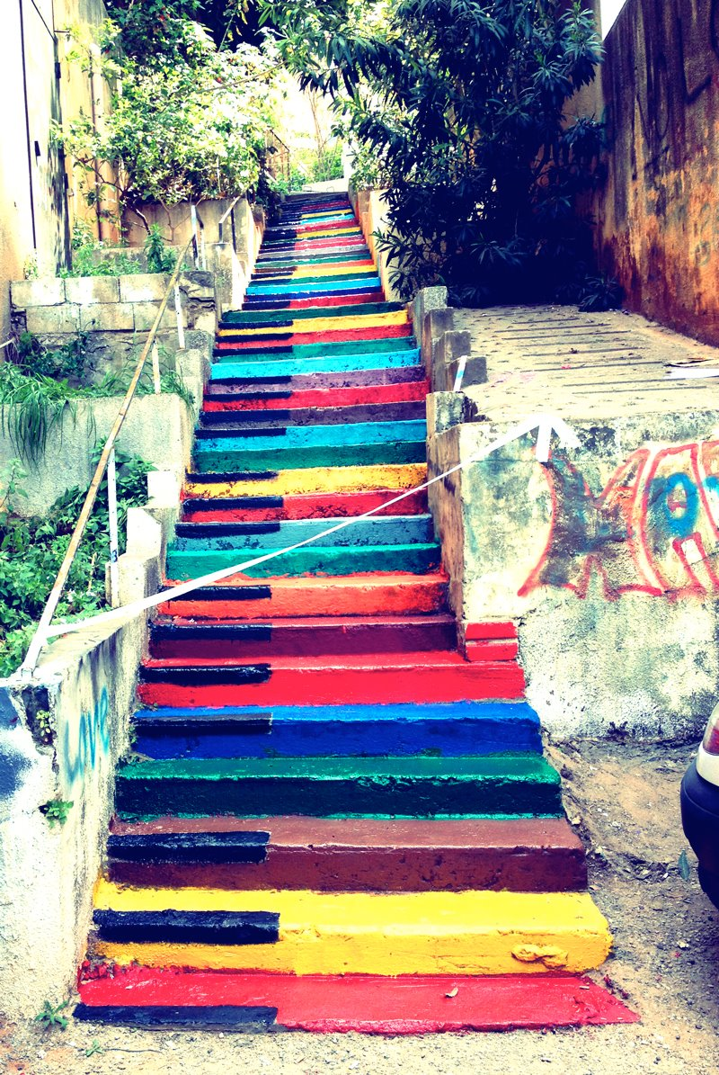 Beirut, Lebanon steps by Strictly Dih-zayhners