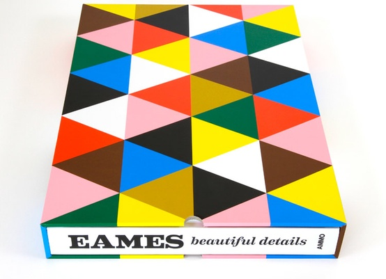 Eames, Beautiful Details book