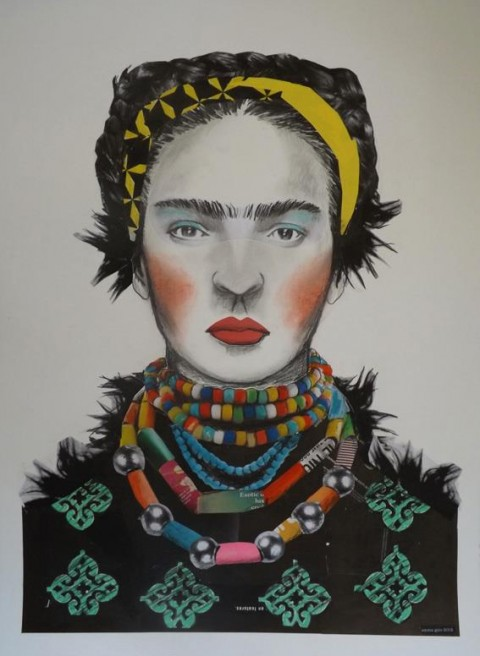 Tribal Chic by Emma Gale