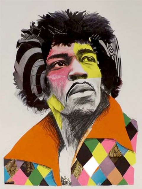 Jimi by Emma Gale
