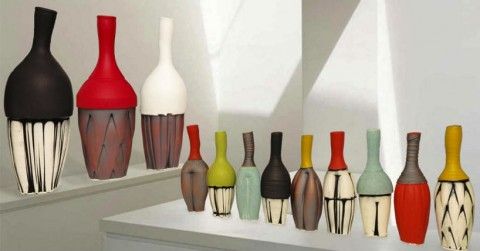 Clique Vases by Ed & Kate Coleman