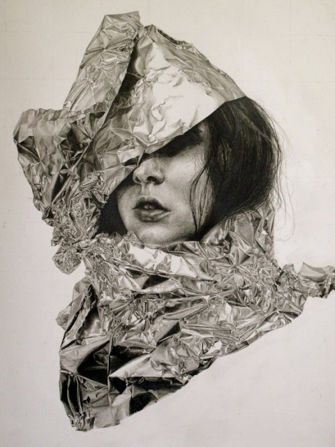 Foil by Gillian Lambert
