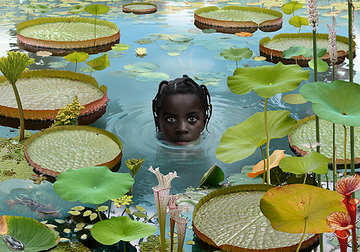 World #7 by Ruud Van Empel