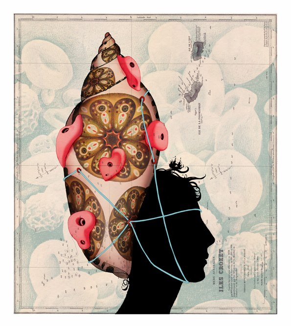 Deesse I by Delphine Lebourgeois