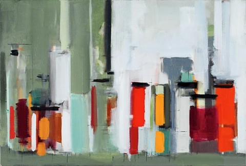 Bottles and Jars XII by Peri Schwartz