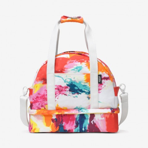 Small Weekender Bag in Abstract by Kate Spade Saturday