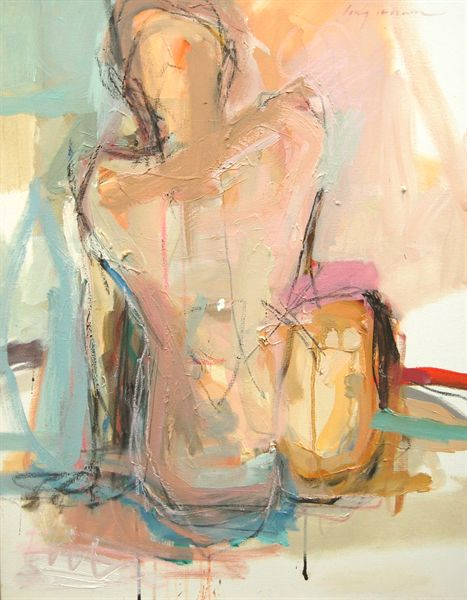 Femme Nue by Kate Long Stevenson