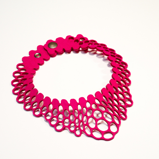 Radial Necklace I by Nervous System