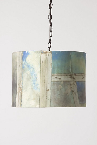 Cloud Slivers Lamp at Anthropologie