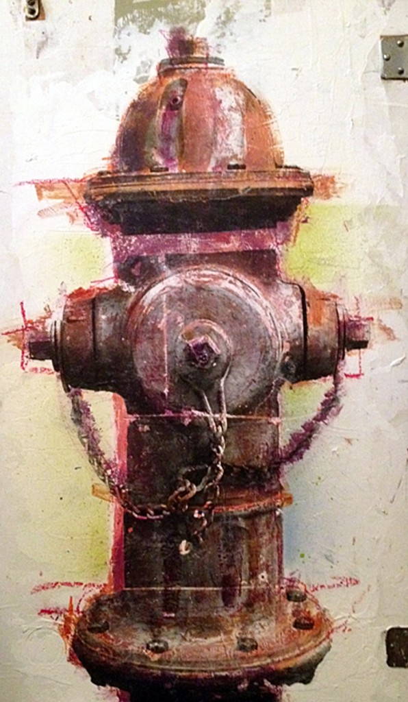 Fire Hydrant by Megan Dorien