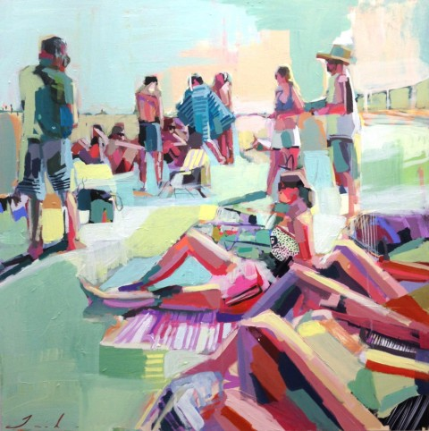 Memorial Day Way by Teil Duncan