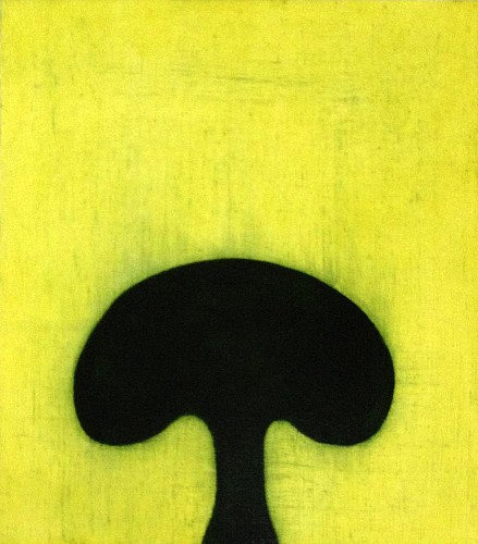 Yellow Mushroom by Isabel Bigelow