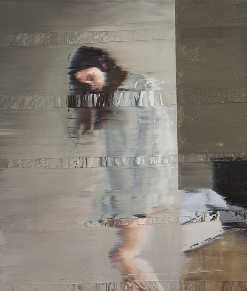 Denzler_Something Waits for You to Breathe Again_oil on canvas 140x120cm