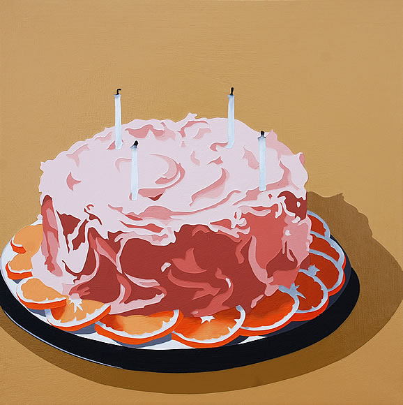 Larusso_It's Not My Birthday, That's Not My ( Orange Slices ) Cake