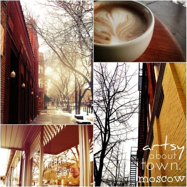 Moscow collage 1