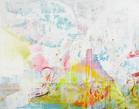 Jessica Zoob | artsy forager #art #abstract #mixedmedia