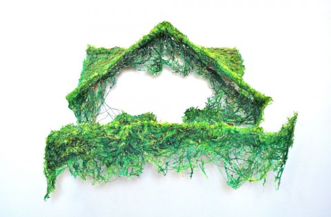 Hannah Chalew | artsy forager #art #artists #sculpture #mixedmedia