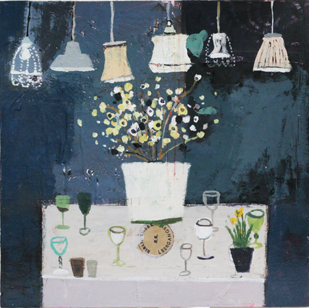 Charlotte Hardy | artsy forager #art #artists #paintings
