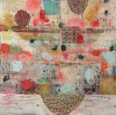 Marti Somers | artsy forager #art #artists #mixedmedia