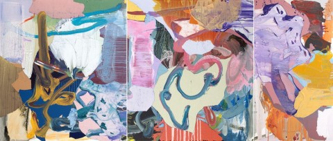 Zachary Keeting | artsy forager #art #artists #paintings #abstractart