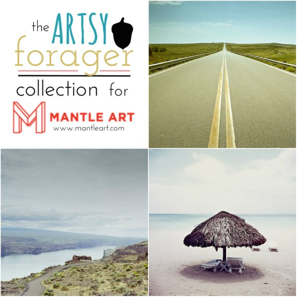 Matt Sawyer, The Artsy Forager Collection for Mantle Art #art #artists #photography #affordableart #prints
