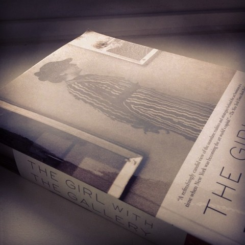 AR_The Girl with the Gallery book shot