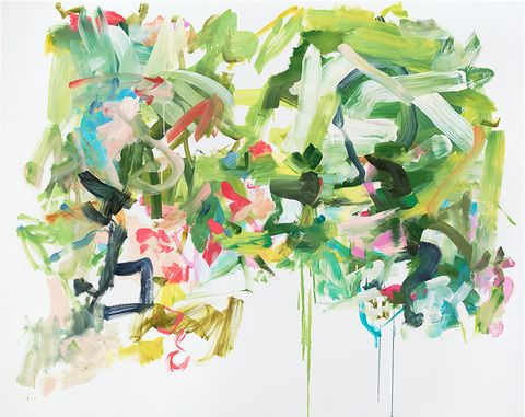 Yolanda Sanchez | artsy forager #art #artists #abstractart #contemporaryart #paintings