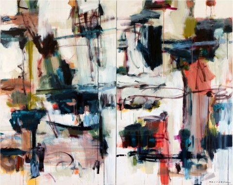 Rose Masterpol | artsy forager #art #artists #painting #abstractart #contemporaryart