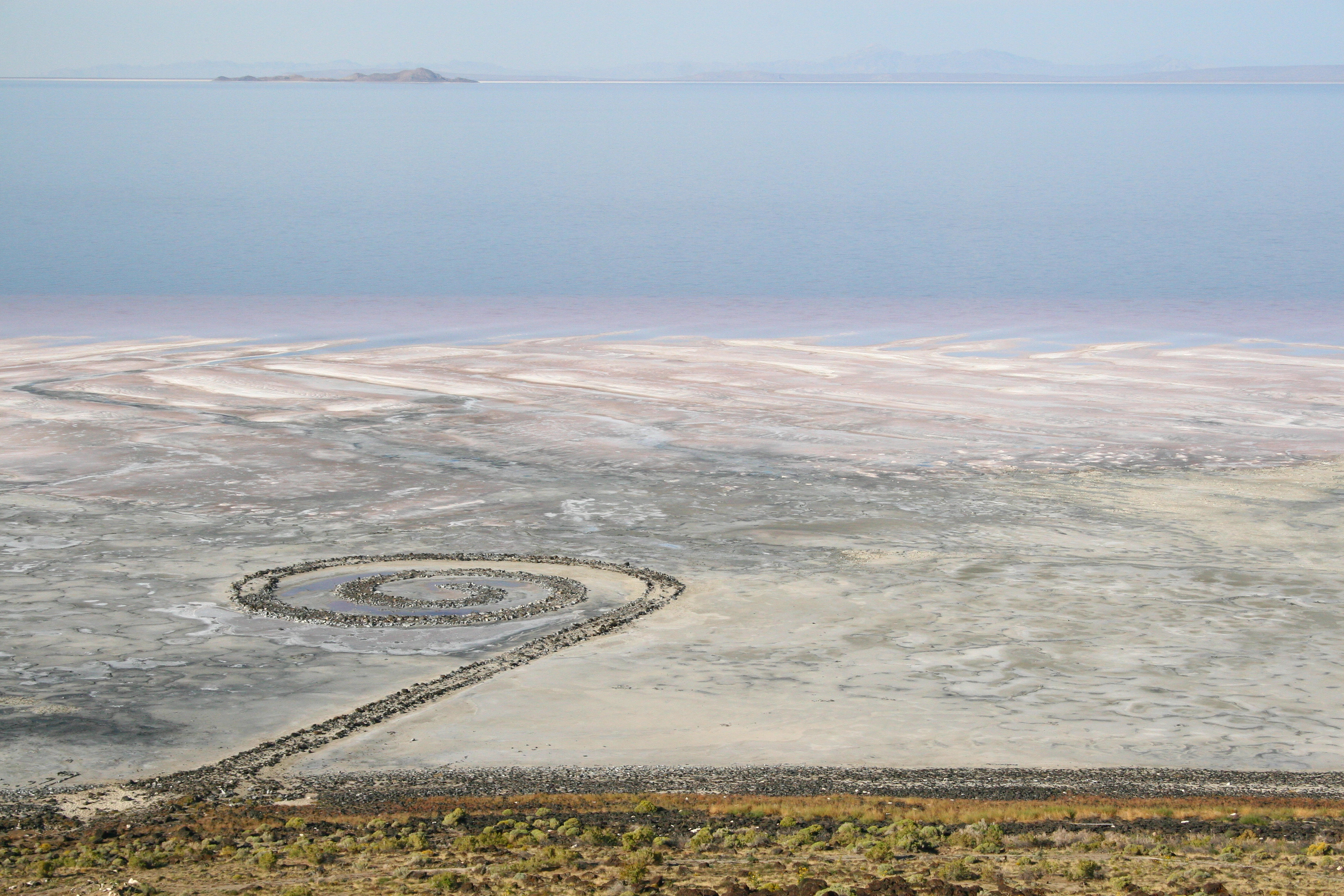 SPIRAL JETTY AERIAL 002_COLOR