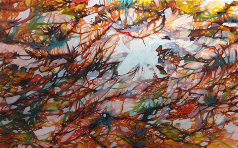 Kate Davis Caldwell   artsy forager #art #artists #paintings #abstractart