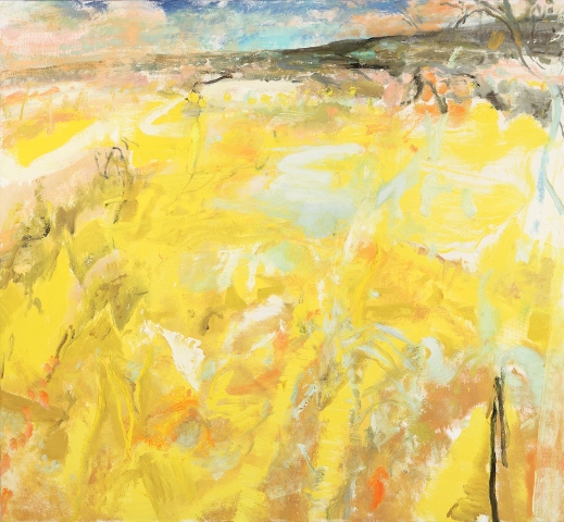 Aho_the yellow field