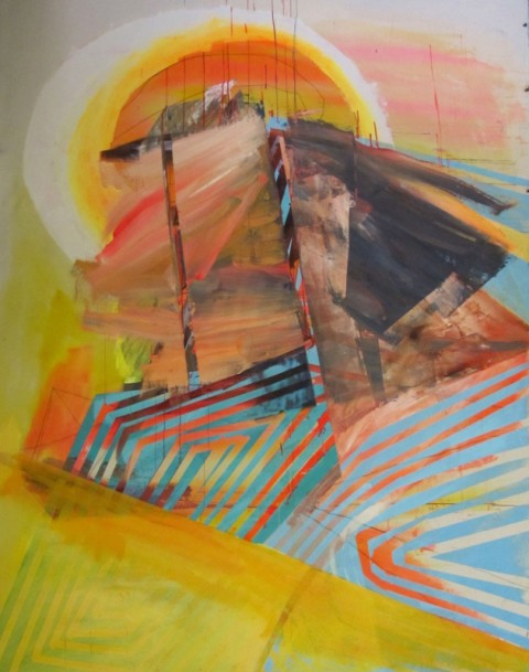 Jenny Hager | artsy forager #art #artists #paintings #abstractart