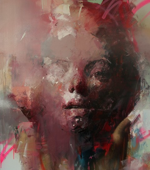 Ryan Hewett | artsy forager #art #artists #paintings #contemporaryart #portraits