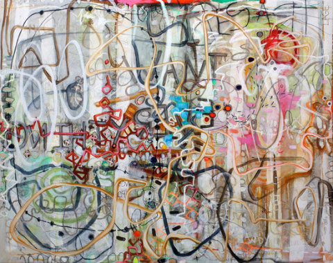 Janet Lage | artsy forager #art #artists #paintings #abstractart