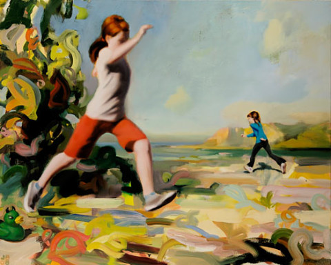 Jeffrey Beauchamp | artsy forager #art #artists #paintings #fineart