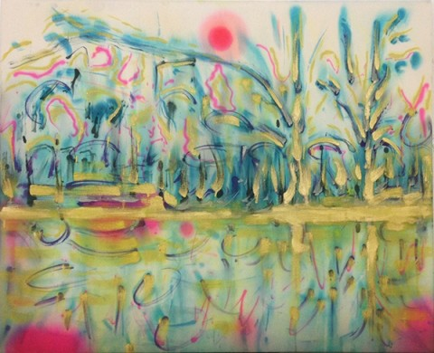 Saira McLaren | artsy forager #art #artists #paintings #abstractart #fineart