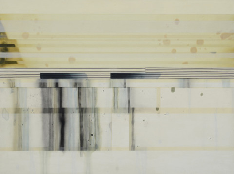 Innis_strike Cynthia Ona Innis | artsy forager #art #artists #paintings #abstractart