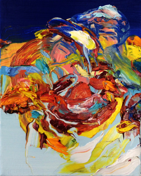 Rosalind Breen | artsy forager #art #artists #abstractart #paintings