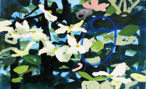 Susanna Bluhm | artsy forager #art #artists #paintings #yosemite