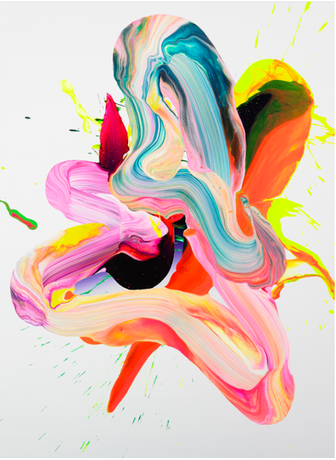 Yago Hortal | artsy forager #art #artists #paintings #abstractart