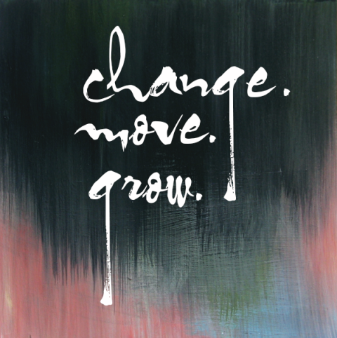 Change move grow