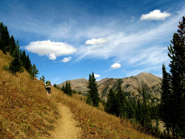 5 Reasons Artists Should Backpack | artsy forager. Marion Lake trail, Grand Tetons NP. #hiking #backpacking #grandtetons #artists