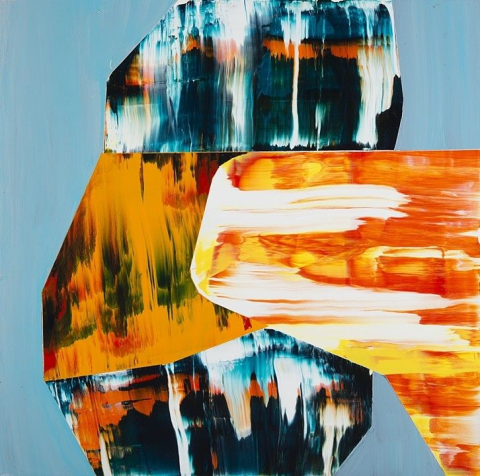 Elyse Abrams | artsy forager #art #artists #paintings #abstractart