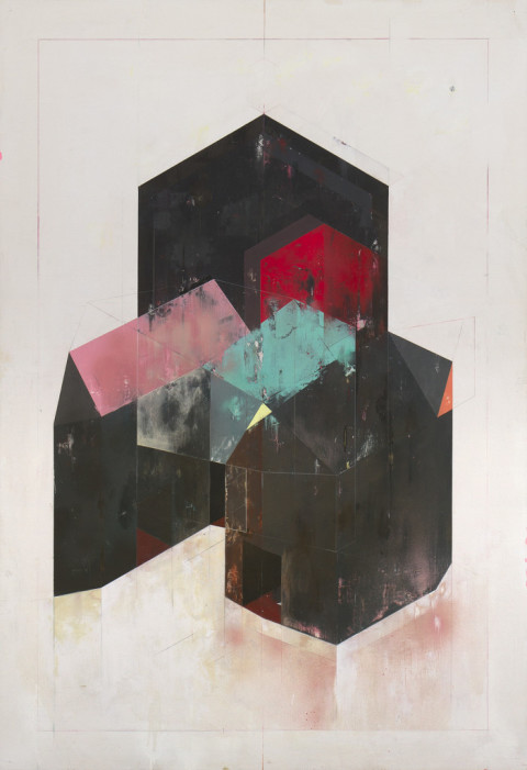 A Ruiz Villar | artsy forager #art #artists #abstractart