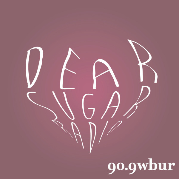 Studio Soundtrack | Dear Sugar Radio | artsy forager #studio #art #podcasts