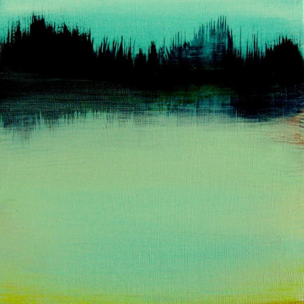 Only Love Can Bring the Rain by Lesley Frenz   artsy forager #art #artists #paintings #abstractart