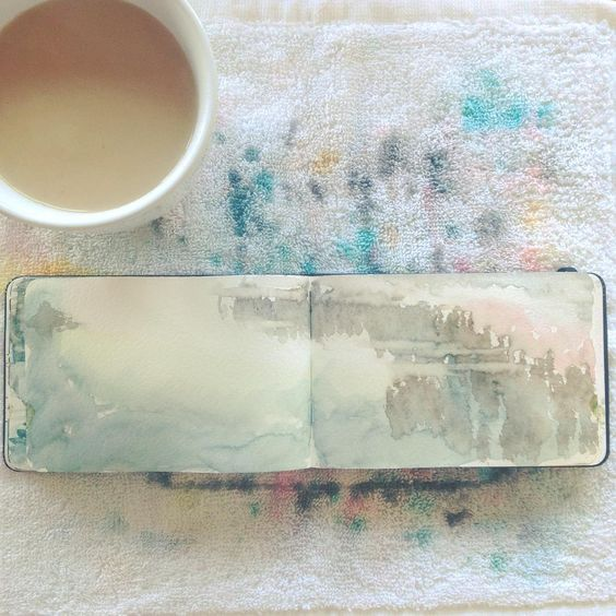 12 | 20 | 16 #watercolorsandcoffee